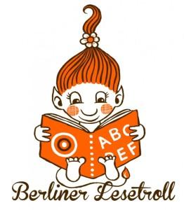 Logo Berliner Lesetroll
